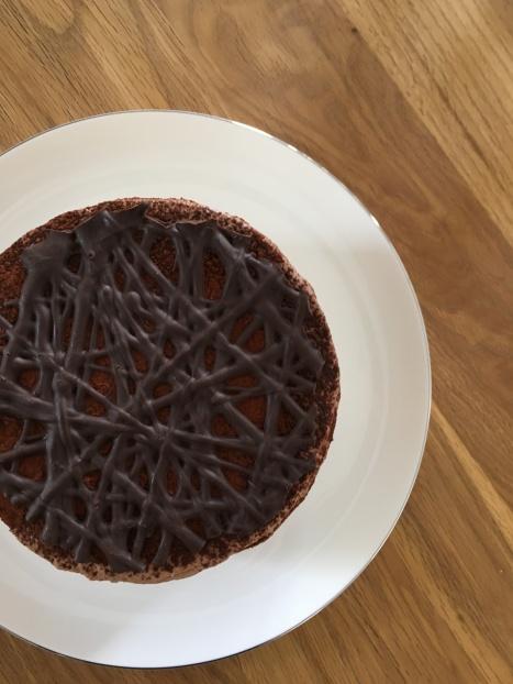 wahnsinnige Schokoladentorte