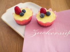 amerikanische Brownie-Cheesecake-Muffins