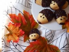 kleine Keks-Igel