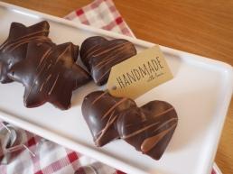 schokoladige Lebkuchen